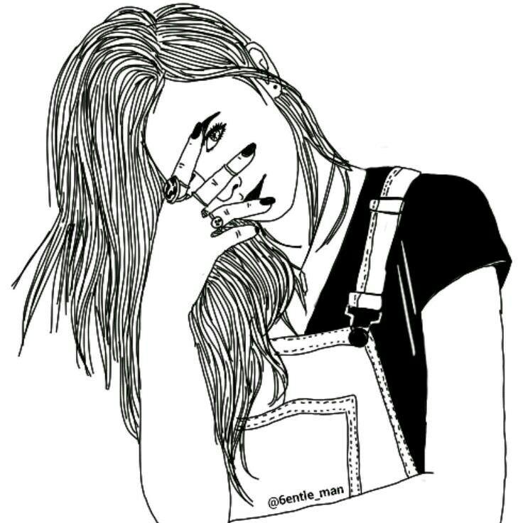 Grunge Drawing