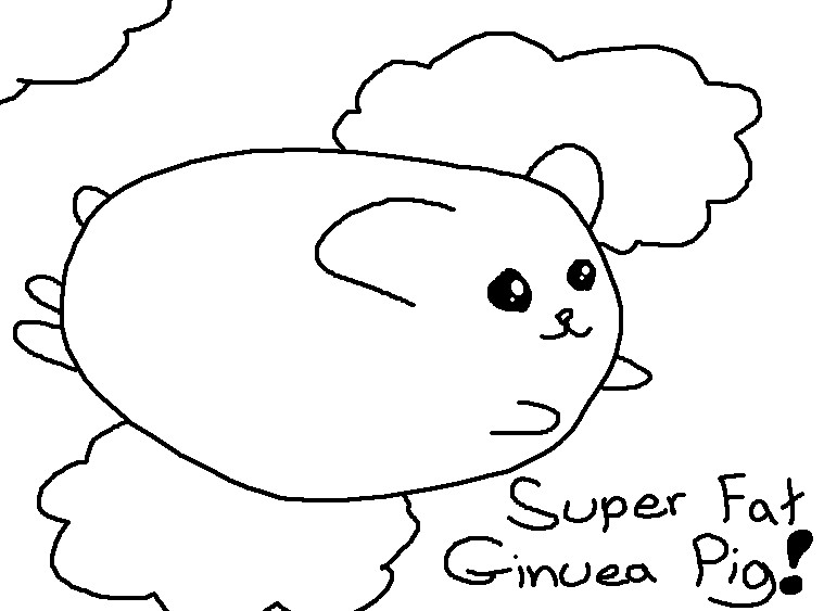 759x563 Super Fat Ginuea Pig By Crystalkirby