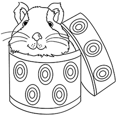 230x230 Top 25 Free Printable Guinea Pig Coloring Pages Online Free