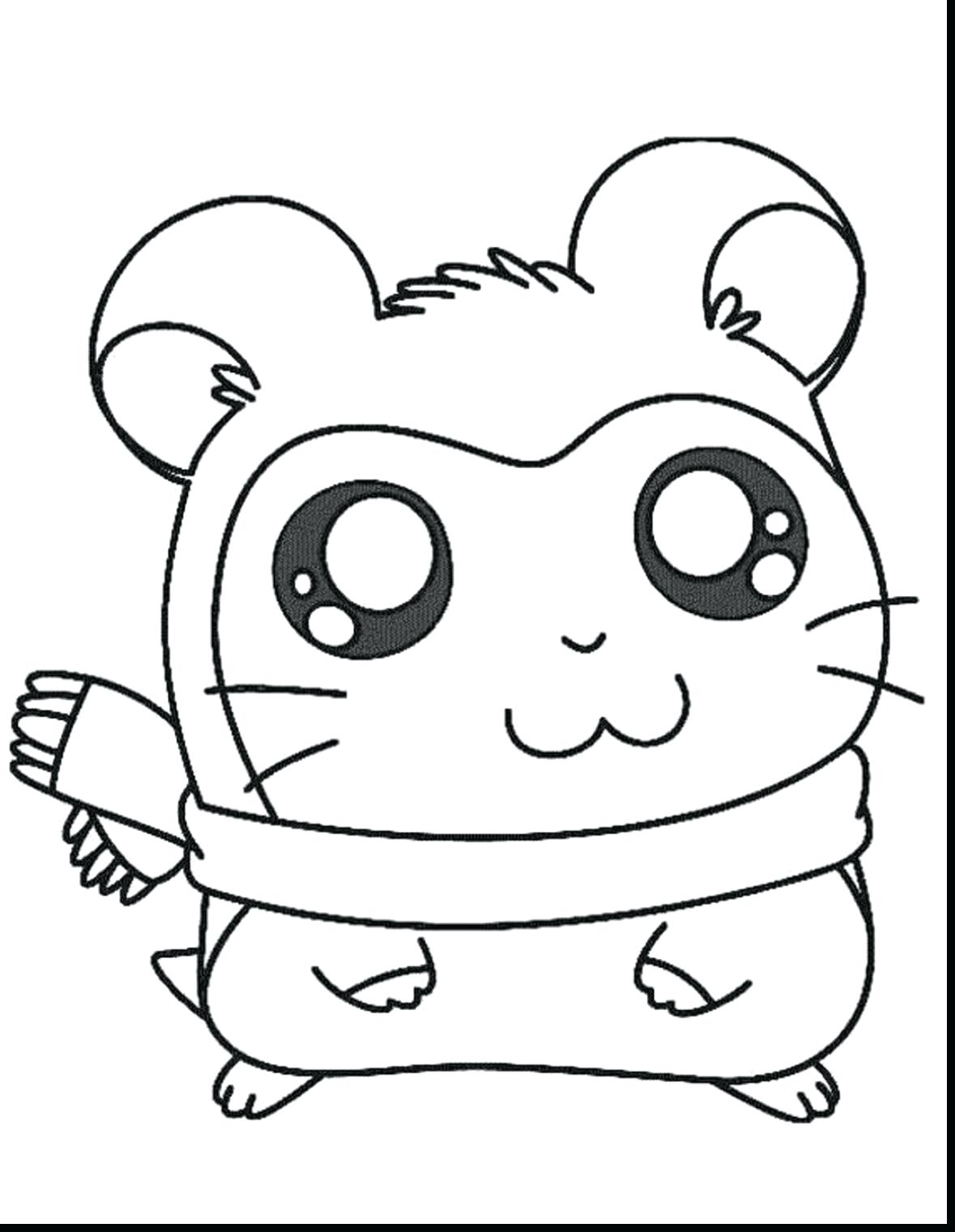 1179x1521 Coloring Guinea Pig Coloring Page