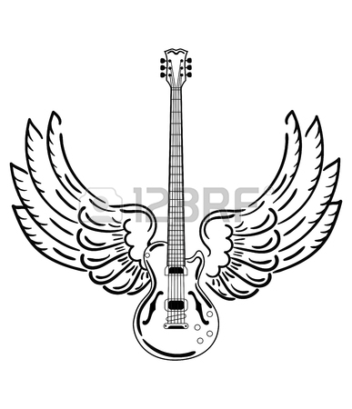 387x450 2,498 Bass Guitarist Cliparts, Stock Vector And Royalty Free Bass