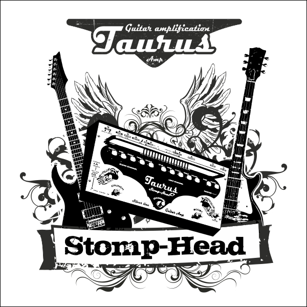 600x600 Taurus Stomp Head Tube Amplifiers