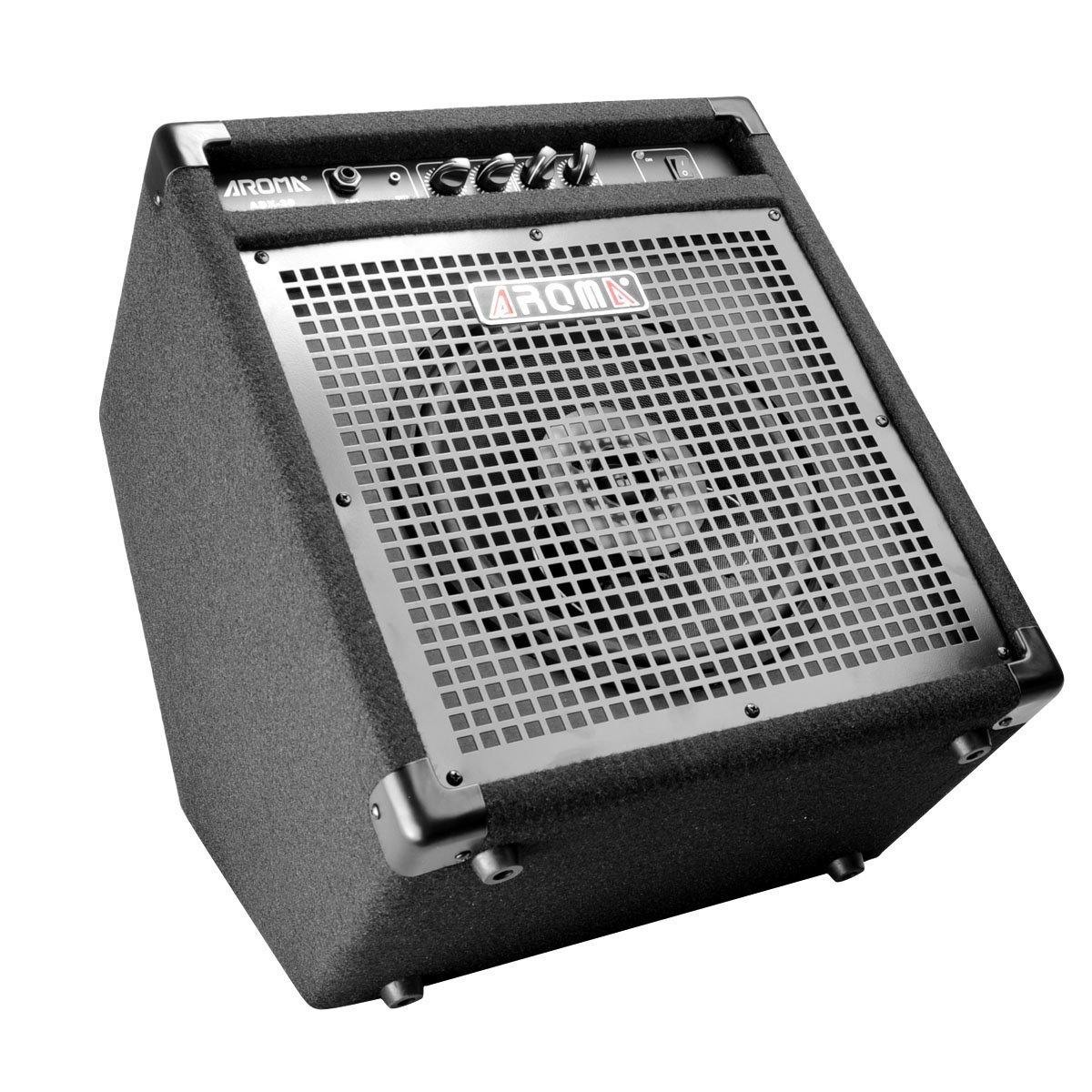 1200x1200 Electronic Drum Amplifier, 30w 2 Channel Keyboard