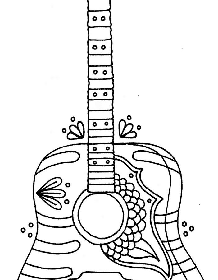 Bass String Diagram