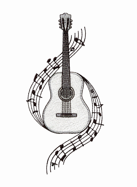 1643x2238 Best Of Guitar Picture Drawing Edinburghensemble