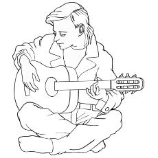 230x230 Drawn Guitar Guitar Playing