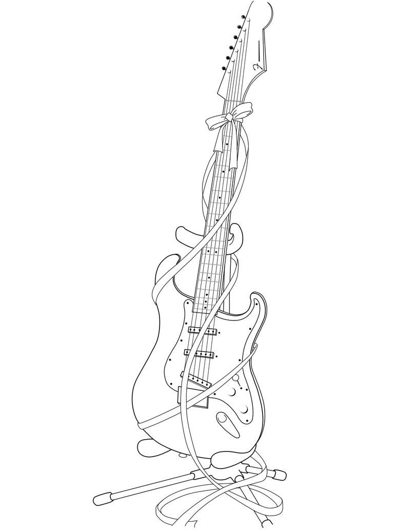 774x1032 Nana's Guitar