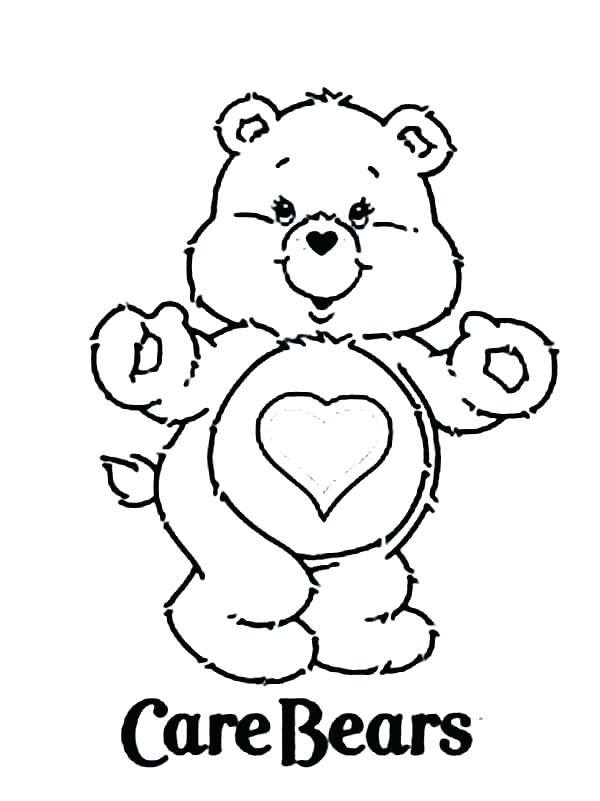 600x801 Coloring Pages Bears Gummy Bears Coloring Pages Coloring Pages