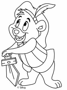 236x319 Gummi Bears Coloring Pages 9 Coloring Gummi Bears
