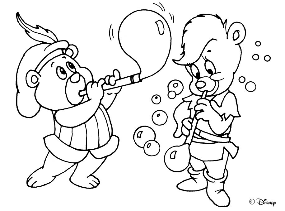 916x677 Gummies Coloring Pages