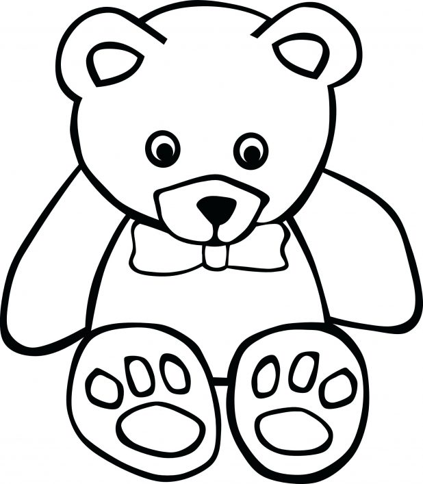 618x707 Top Bears Coloring Pages 121 Captivating Gummy Bear Sheets Gummy