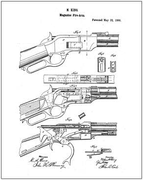 292x367 Firearms, Vintage Internet Patent Reproductions