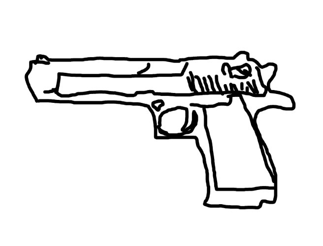 656x500 Man attempts bank robbery with drawing of gun Newstalk