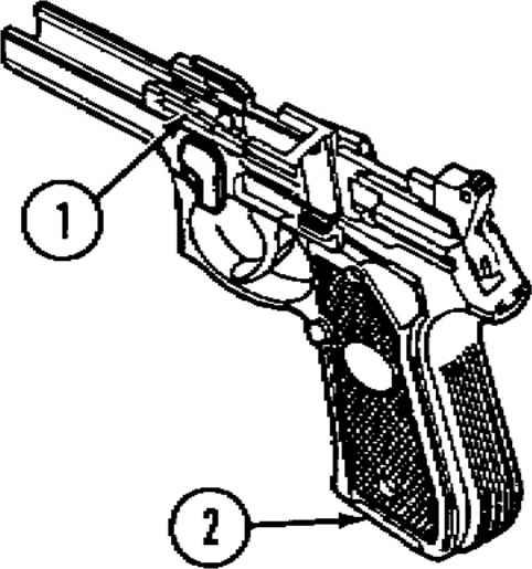 482x515 Beretta 9mm Drawings