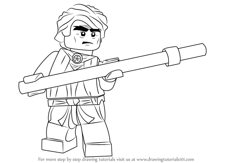 800x565 Learn How To Draw Garmadon From Ninjago (Ninjago) Step By Step