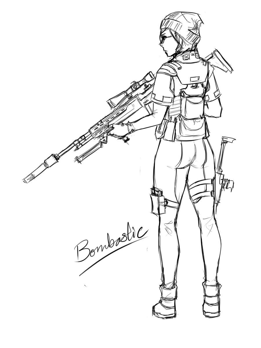 900x1200 Captain Bombastic On Twitter Step 14 For My New Dokkaebi