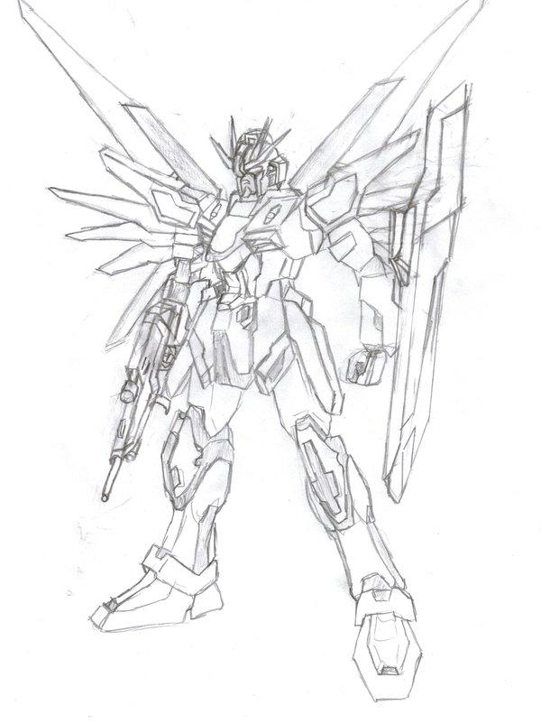 600x802 Gundam Knightshadowx By Knightshadowx