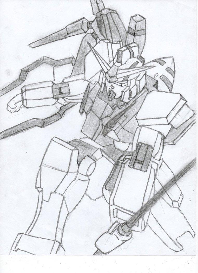 762x1049 Gundam Nuvea By Azure3