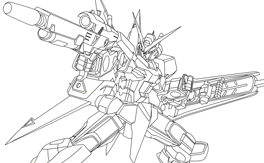 900x556 Gundam Seed M1 Astray By Theanimefreak69