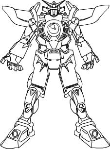 226x307 Gundam Drawing By Axeraider70