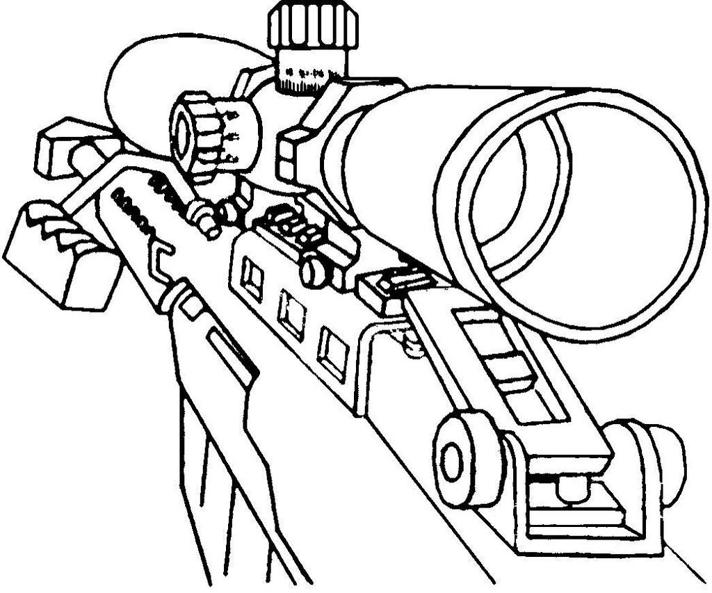 1024x853 Line Drawing Of Guns Jake Grossman