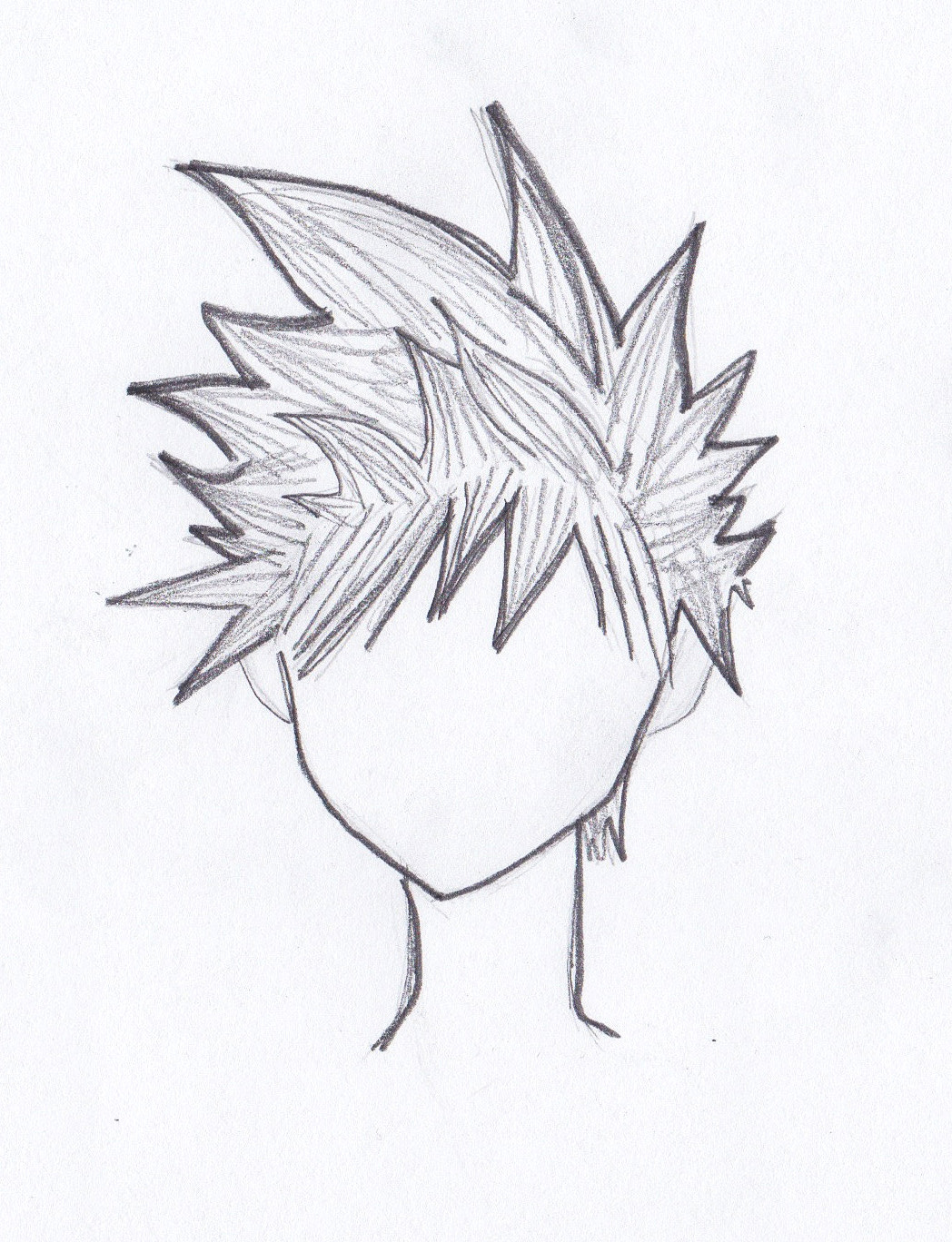 1048x1368 Definitive Guide To Drawing Manga Hair