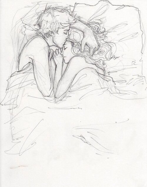 500x636 Gallery For Gt Tall Girl Drawing Fine Romance