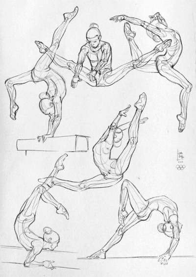400x565 Anatoref D R A W Draw, Pose And Art Reference