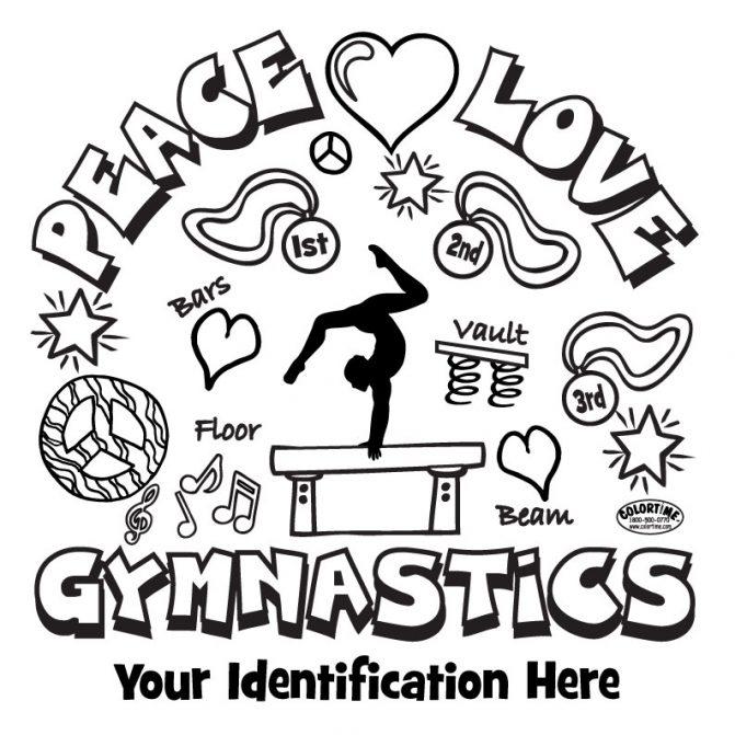 671x671 Gymnastics Crossword Puzzle Printables Tags Gymnastics