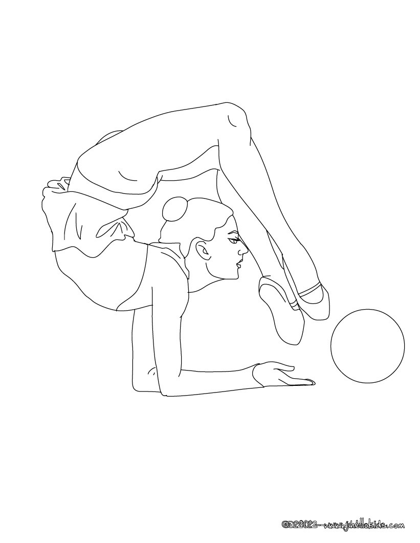 821x1061 Coloring Pages Stunning Gymnastics Coloring Pages Picture 46