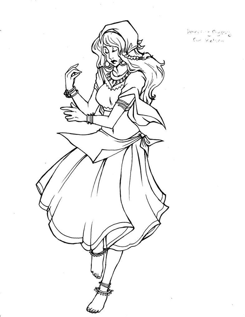 786x1017 Gypsy Dancer By Ipswitchery