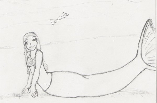 600x394 H2O Just Add Water Danielle By Arent I Random On DeviantArt