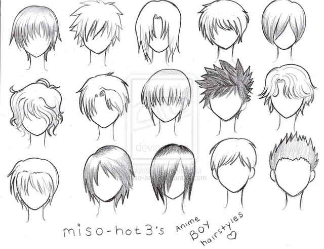640x491 How To Draw Line Drawing Of Hair