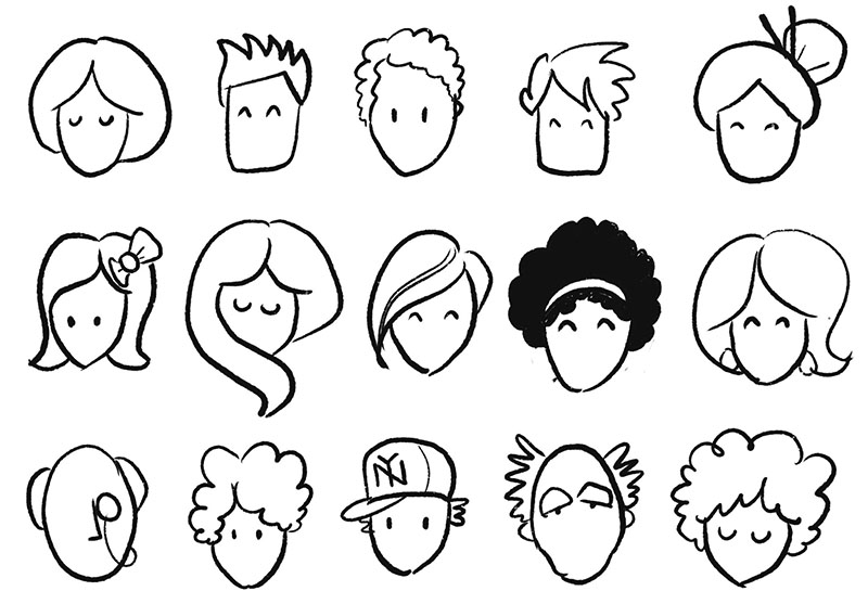 800x557 Easy Ways To Show More Diversity In Your Sketches