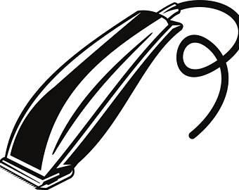 Hair Clipper Drawing At GetDrawings