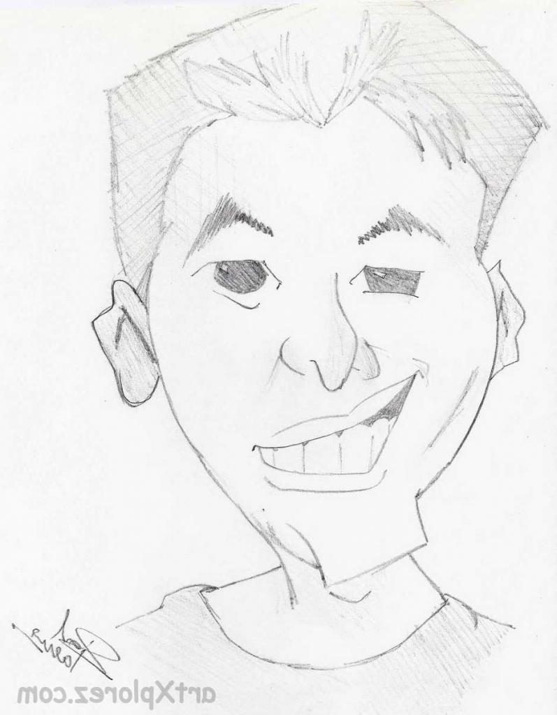 797x1024 Easy Pencil Drawings Of Boy Hair Easy Pencil Drawing Boys Easy