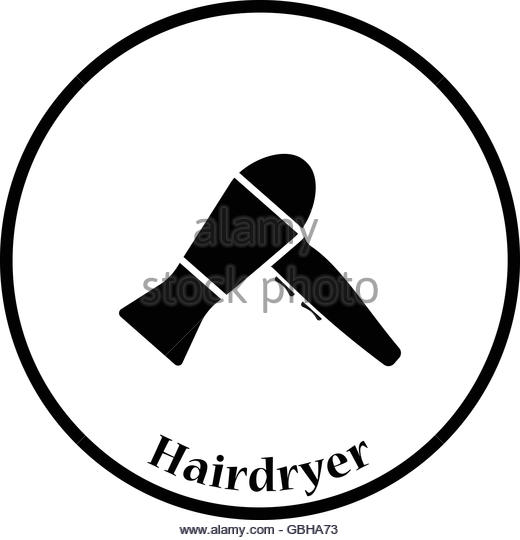 520x540 Salon Hair Dryer Black And White Stock Photos Amp Images