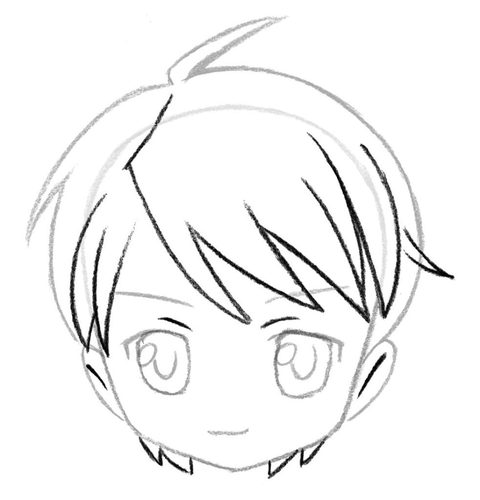 983x1024 Mark Crilley Teaches You How To Draw A Basic Chibi Boy