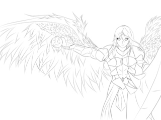 320x240 Kayle Drawings On Paigeeworld. Pictures Of Kayle
