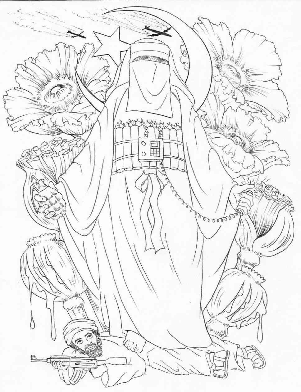 Half Angel Half Demon Drawing at GetDrawings com   Free for personal