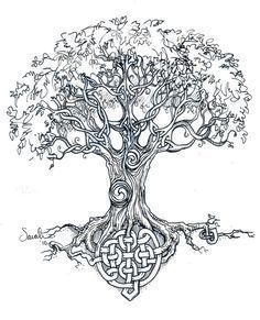 236x291 Tree Of Life Tattoo By ~don Pachi On Neuron Tattoo