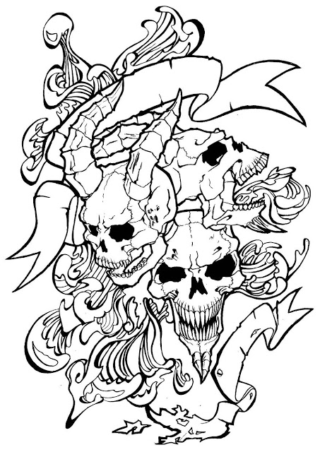 453x640 Tattoo Drawings For Men