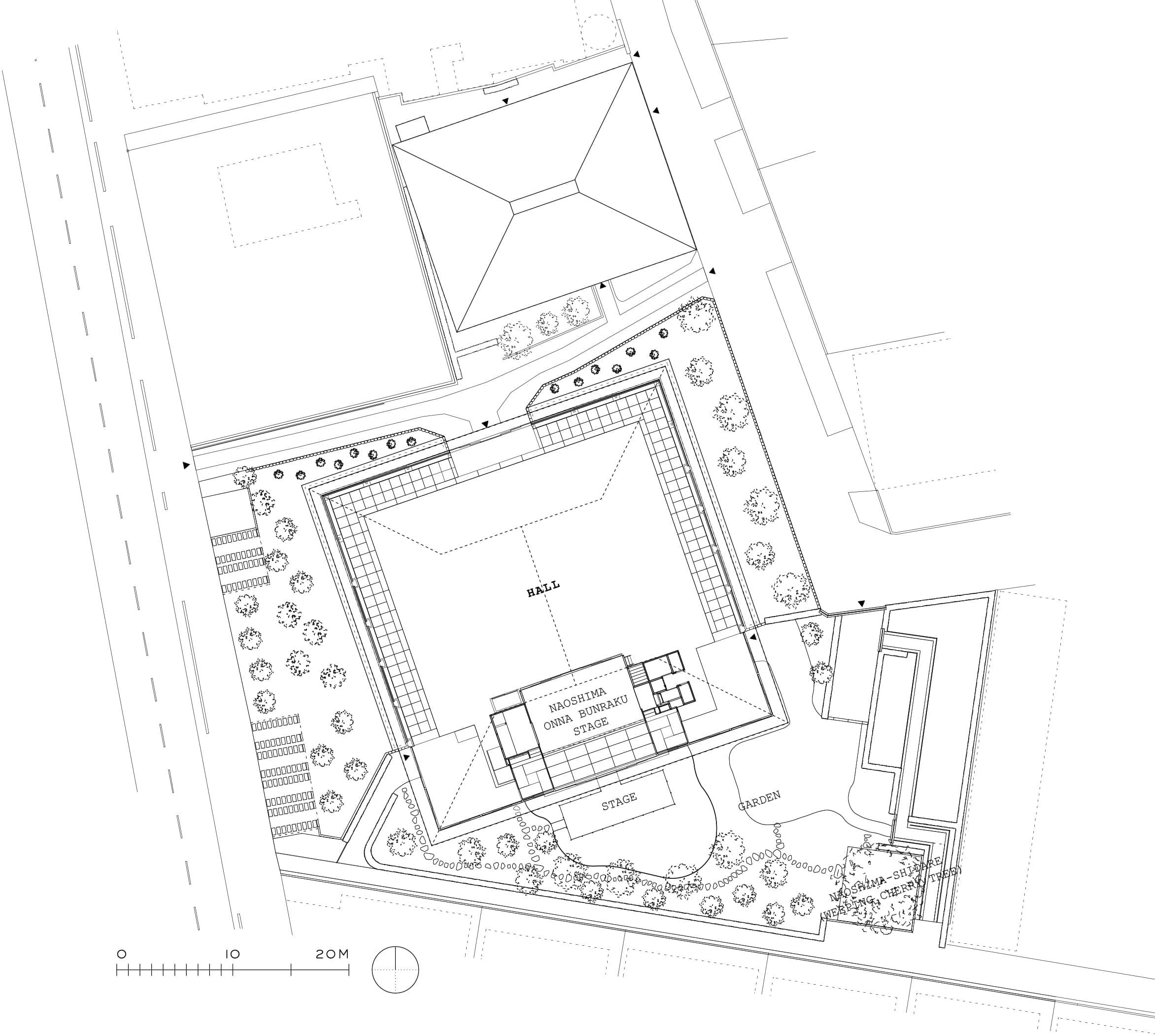 2344x2102 Naoshima Hall