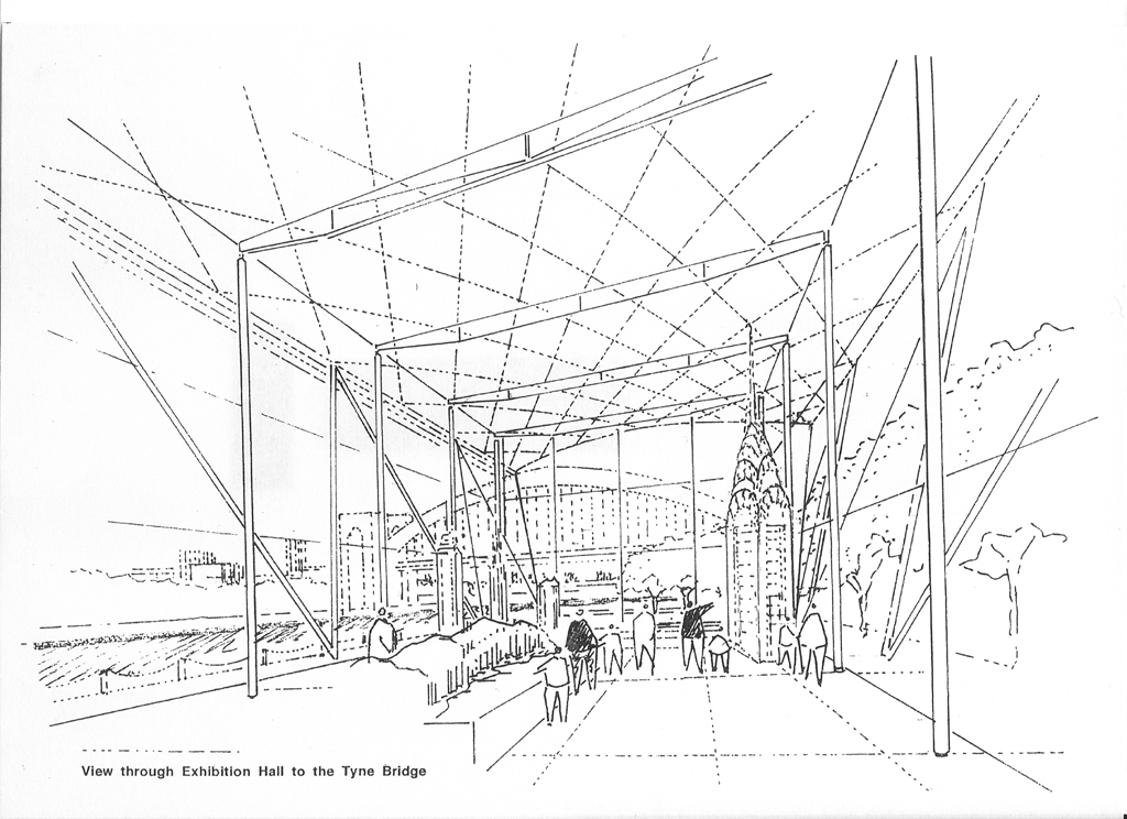 1024x744 Riba Northern Architecture Centre, 1995 Robin Snell And Partners
