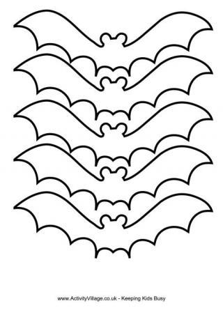 320x452 Bat Printables