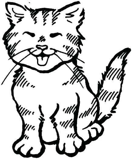 435x525 Halloween Cat Coloring Cat Coloring Pages Printable Printable