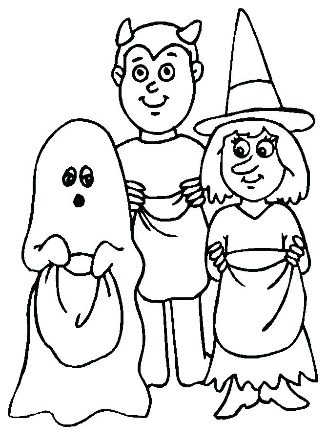 670x910 Halloween Costumes Coloring Pages Coloring Pages To Print