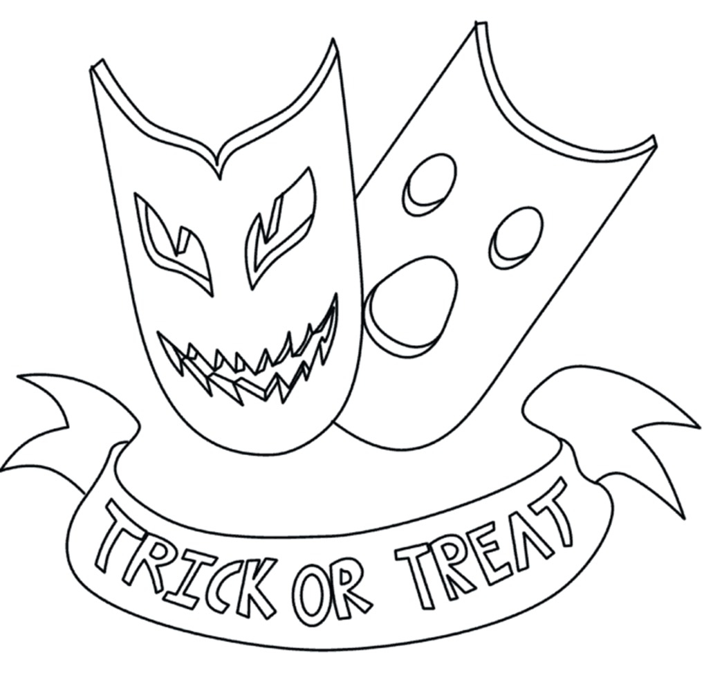 1018x999 Cool Halloween Drawings 7. How To Draw A Halloween Devil