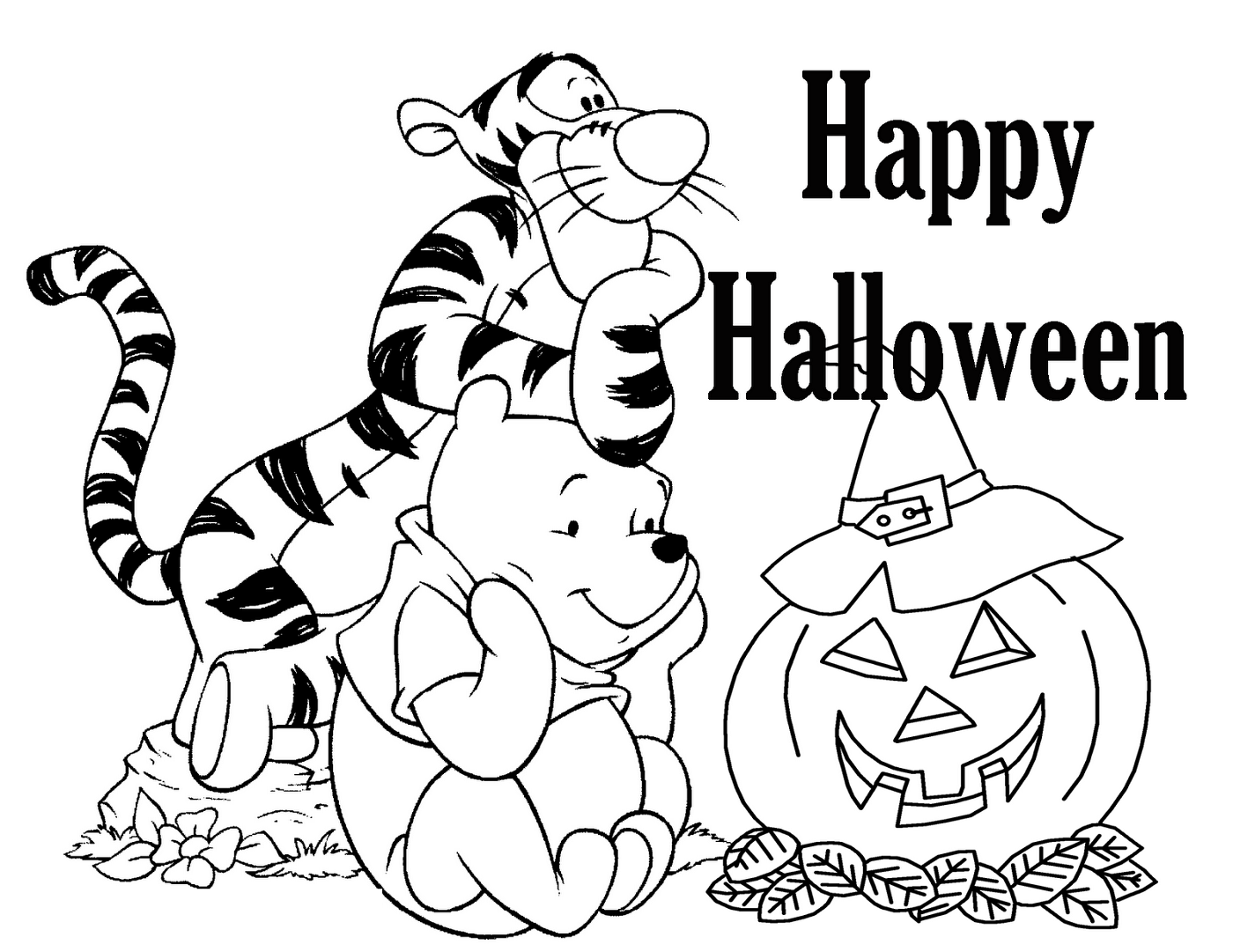 1400x1081 Halloween Activities For Kids Printable Loving Printable