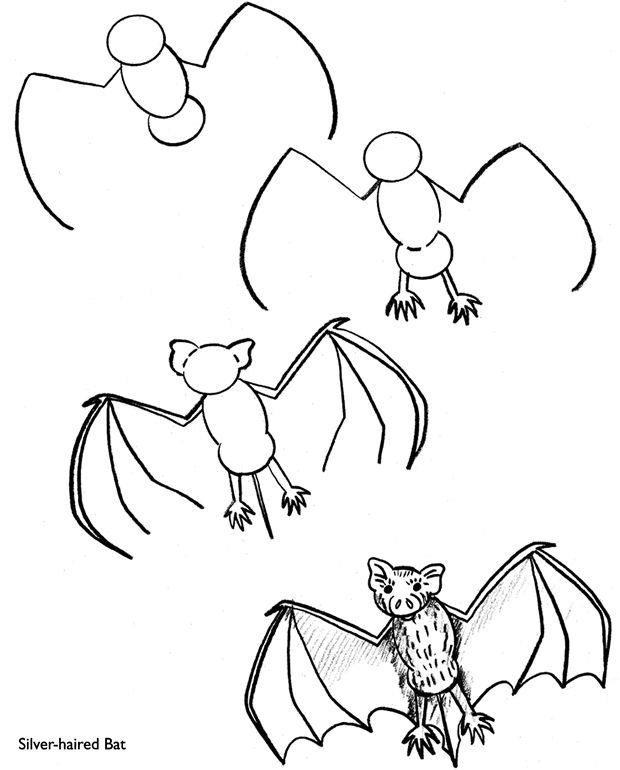 620x770 30 Scary Drawing Ideas For Halloween Entertainmentmesh